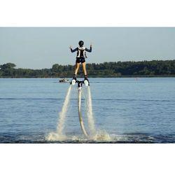 Flyboard – ewolucje na wodzie – Jezioro Zegrzyńskie