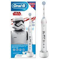 Szczoteczki do zębów, Oral-B Szczoteczka elektryczna junior D501 Star Wars (PRO2 tech)