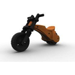 Rowerek biegowy Y BIKE ORYGINAL pomarańczowy
