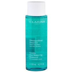 Clarins Gentle Eye Make-Up Remover For Sensitive Eyes demakijaż oczu 125 ml dla kobiet