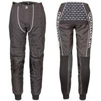 Pozostała odzież motocyklowa, Spodnie Motocross WORKER Razzor Junior, Czarny, Junior M (7 - 8 lat)