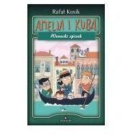 Książki dla dzieci, WENECKI SPISEK AMELIA I KUBA (opr. twarda)