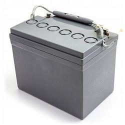 Akumulator żelowy 12V, 36Ah (odpowiednik 33Ah) do wózków elektrycznych, skuterów inwalidzkich