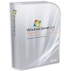 Windows Server 2008 Standard R2 32/64 bit