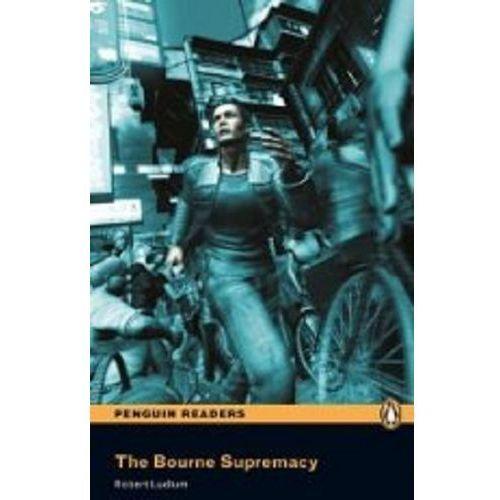 Książki do nauki języka, Pen.B/Mp3 Bourne Supremacy(5) (opr. miękka)