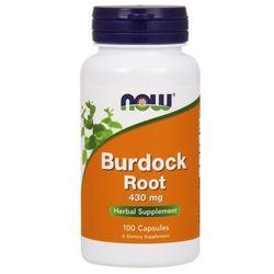 Burdock Root (Korzeń łopianu) 430mg 100 kaps.