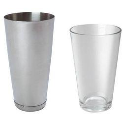 Hendi Shaker bostoński / kubek stalowy   0,8 / 0,45L - kod Product ID