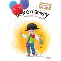 Książki dla dzieci, DOBRE MANIERY PORADNIK DLA DZIECI (opr. twarda)