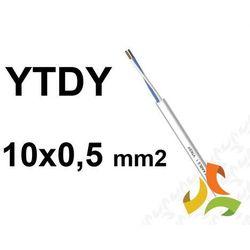 Przewód telefoniczny YTDY 10x0,5mm2 / 100mb