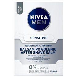 Nivea Men Sensitive Recovery, 100 ml. Balsam po goleniu - Nivea DARMOWA DOSTAWA KIOSK RUCHU