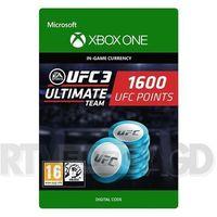 Pozostałe gry, EA Sports UFC 3 1600 Punktów [kod aktywacyjny]