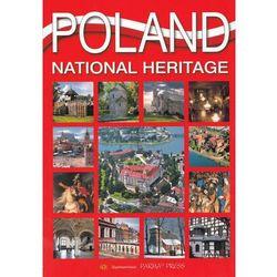 Polska Dziedzictwo narodowe wersja angielska (opr. miękka)