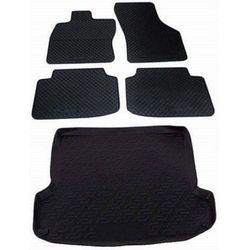 Brillant gumowe dywaniki i mata do bagażnika do Škody Superb II Combi (B6 3T) (2008-2015)