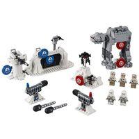 Klocki dla dzieci, 75241 OBRONA BAZY ECHO (Action Battle Echo Base Defence) - KLOCKI LEGO STAR WARS