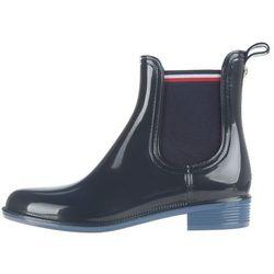 Tommy Hilfiger Odette 11R Rain boots Niebieski 36 Przy zakupie powyżej 150 zł darmowa dostawa.