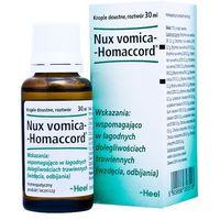 Homeopatia, HEEL Nux Vomica Homaccord krop.doustne - 30 ml (butelka)