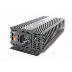 Przetwornica Sinus 1500 12V / 230V 1000/1500W