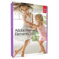 Programy graficzne i CAD, Adobe Premiere Elements 2018 PL WIN BOX