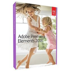 Adobe Premiere Elements 2018 PL WIN BOX