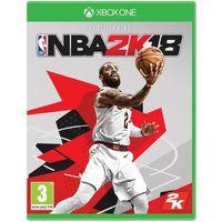 Gry na Xbox One, NBA 2K18 (Xbox One)