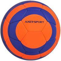 Piłka nożna, Piłka nożna AXER SPORT Black Rock A20463 (rozmiar 5)