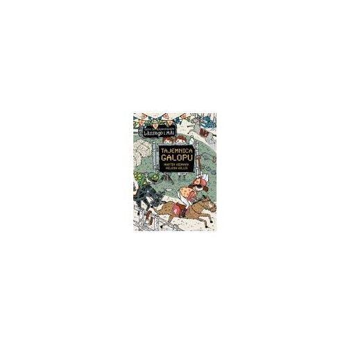 Literatura młodzieżowa, Tajemnica galopu (opr. twarda)