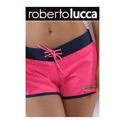 ROBERTO LUCCA Szorty RL13129 HAWAI hot pink