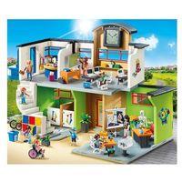 Klocki dla dzieci, Playmobil City Life Szkoła Z Wyposażeniem 9453