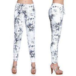 Damskie spodnie fitness BAS BLACK Melody, M