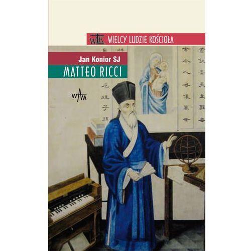 Książki religijne, Matteo Ricci. (opr. miękka)