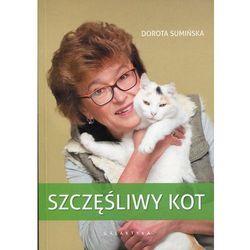 Szczęśliwy kot - Dorota Sumińska (opr. broszurowa)