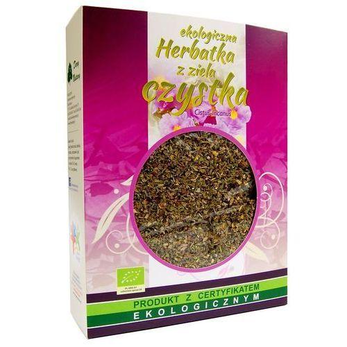 Herbaty ziołowe, Czystek suplement diety Eko - 200 g Dary Natury