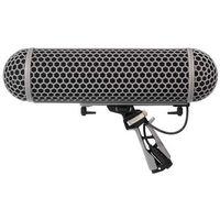 Pozostały sprzęt estradowy, Rode Blimp profesjonalna osłona [typu Rycote] na mikrofony kierunkowe o maks. długości 425 mm, eliminuje zakłócenia wywołane przez podmuchy wiatru [NTG-1, NTG-2 oraz NTG-3] Płacąc przelewem przesyłka gratis!