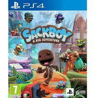Gry PS4, Sackboy A Big Adventure! (PS4)