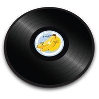 Deski kuchenne, Podstawka okrągła Banana Vinyl Joseph Joseph ODBIERZ RABAT 5% NA PIERWSZE ZAKUPY