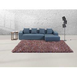Dywan kolorowy - 200x300 cm - Shaggy - poliester - ISTANBUL