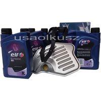 Filtry oleju, Filtr oraz olej ELF G3 automatycznej skrzyni biegów Mercury Marauder