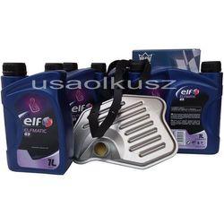 Filtr oraz olej ELF G3 automatycznej skrzyni biegów Mercury Marauder