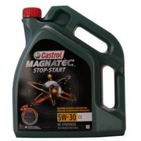 Pozostałe oleje, smary i płyny samochodowe, Castrol Magnatec Stop-Start 5W-30 C3 5 Litr Pojemnik