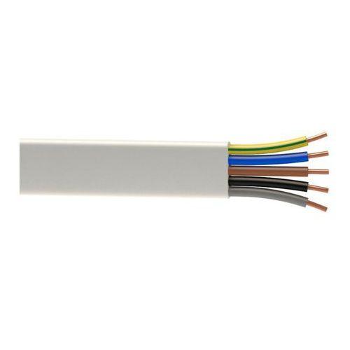 Przewody, Kabel instalacyjny AKS Zielonka YDYp 5 x 2,5 mm2 1 mb
