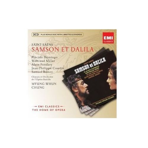 Pozostała muzyka rozrywkowa, SAMSON ET DALILA - Myung-whun Chyng (Płyta CD)