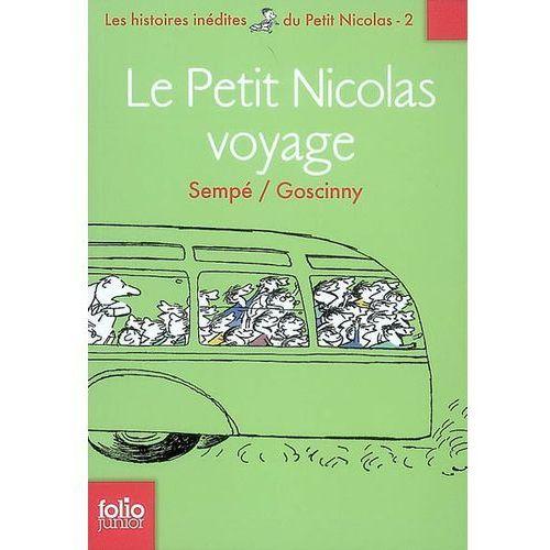 Literatura młodzieżowa, Petit Nicolas Voyage (opr. miękka)