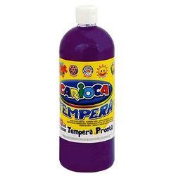Farba Carioca tempera fioletowa 1000ml (ko03/19)