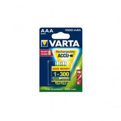 2 x Varta Ready2use R03/AAA 1000mAh