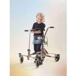 NF - WALKER nowoczesny pionizator dynamiczny, chodzik umożliwiający aktywne stanie, kroczenie i ruch