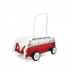Chodzik VW Klasyczny bus T1 czerwony