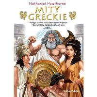 E-booki, Mity greckie Księga cudów i Opowieści z zaczarowanego lasu - Nathaniel Hawthorne (EPUB)