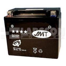 Akumulator żelowy JMT YTX12-BS (WP12-BS) 1100294 Yamaha YZF 600, Daelim SQ 125
