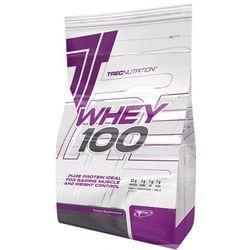TREC Whey 100 - 900g - Chocolate Cherry