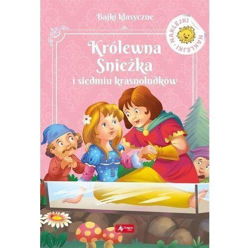 Książki dla dzieci, Królewna Śnieżka i siedmiu krasnoludków (opr. miękka)
